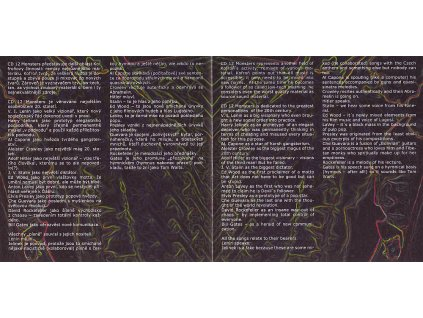 KOFROŇ PETR - 12 Monsters - CD