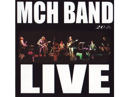 MCH BAND - 20 let live - 2CD