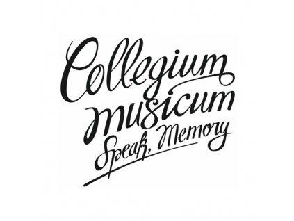 Collegium musicum - Speak, Memory - 2LP / vinyl