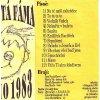 DVOULETÁ FÁMA - Studio 1983 - MC