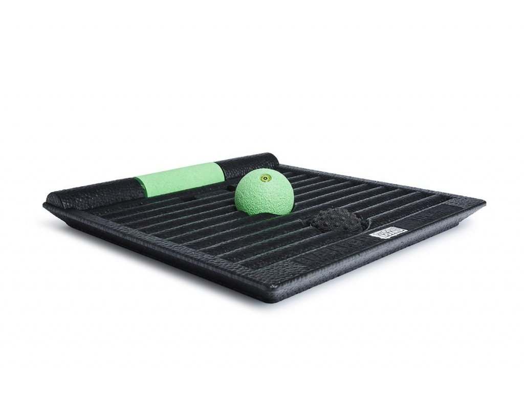 blackroll smoove board black green