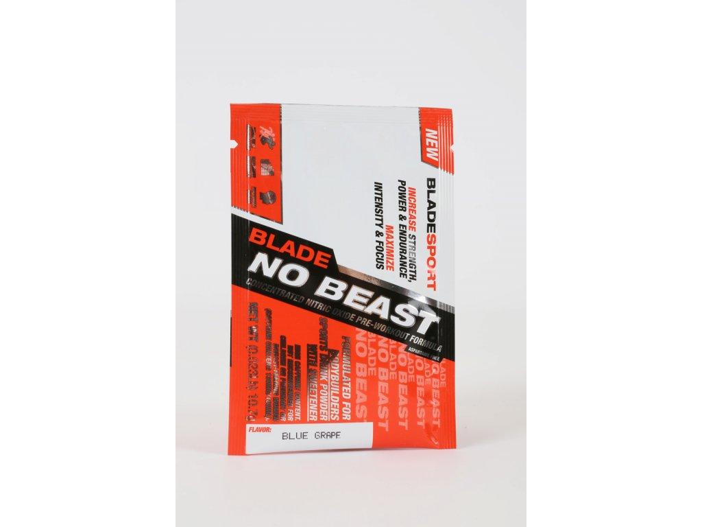 Vzorka BLADE NO BEAST 10,7g