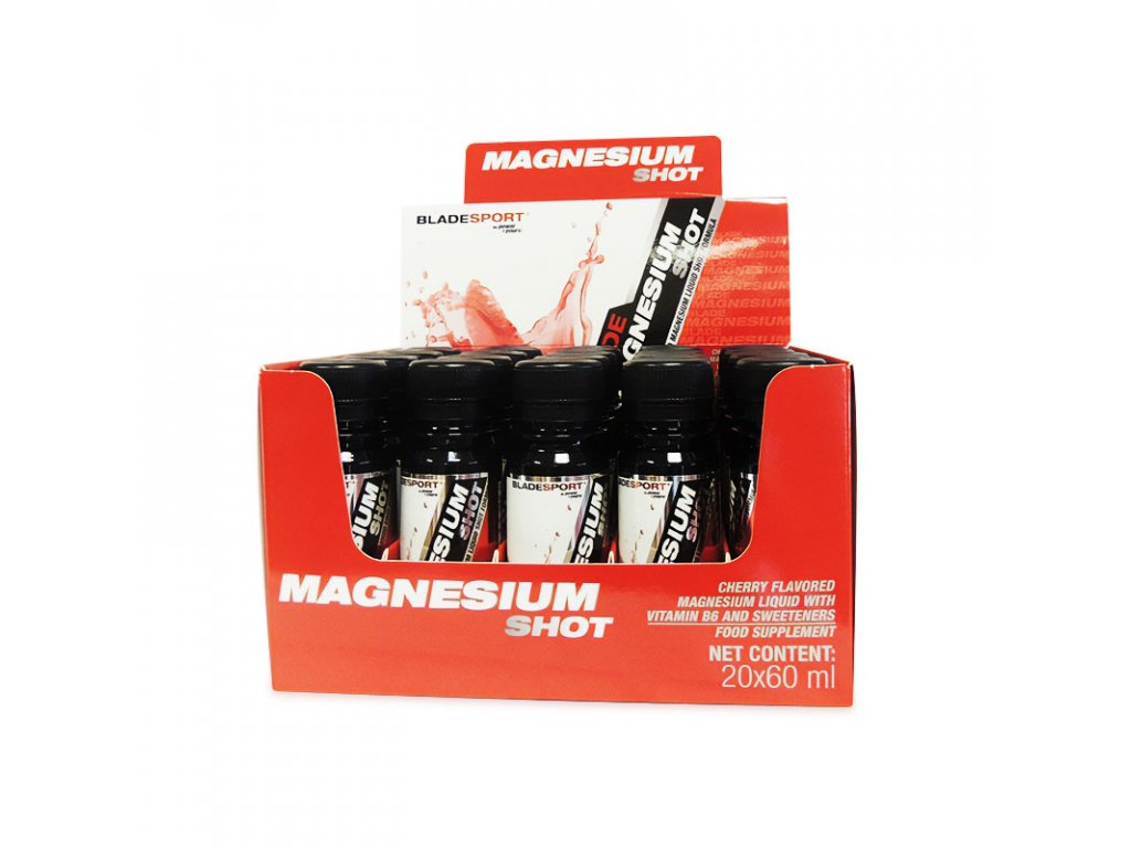 BLADE MAGNESIUM LIQUID SHOT Cherry