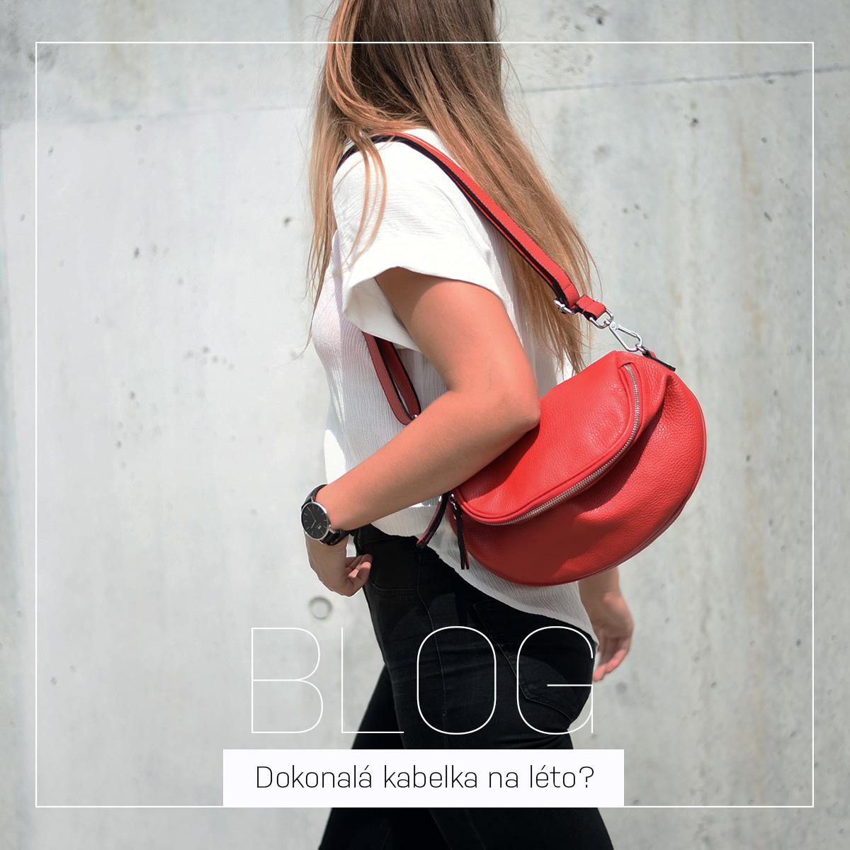 Jak vypadá dokonalá kabelka na léto? | Malé barevné kabelky