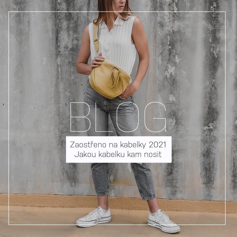 Zaostřeno na kabelky 2021 | Jakou kabelku kam nosit