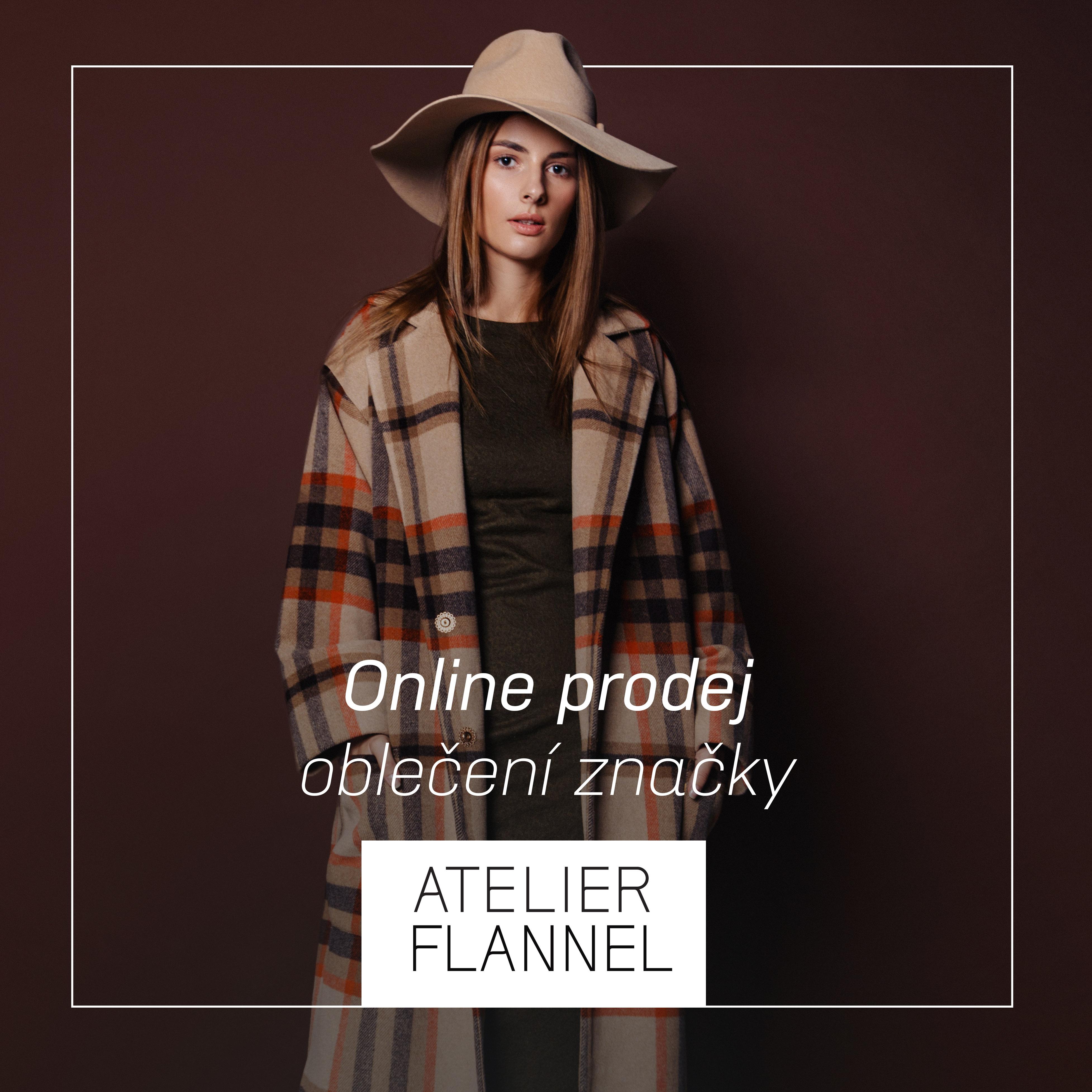 Originální móda, kterou jinde nekoupíte. Jen u nás! | Atelier Flannel