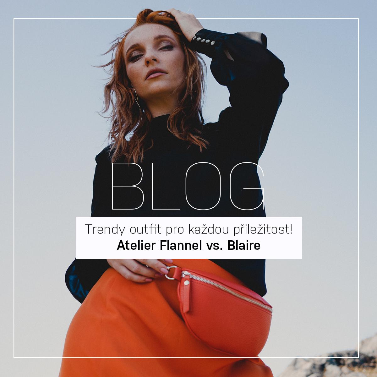 Trendy outfit pro každou příležitost! | Atelier Flannel vs. Blaire