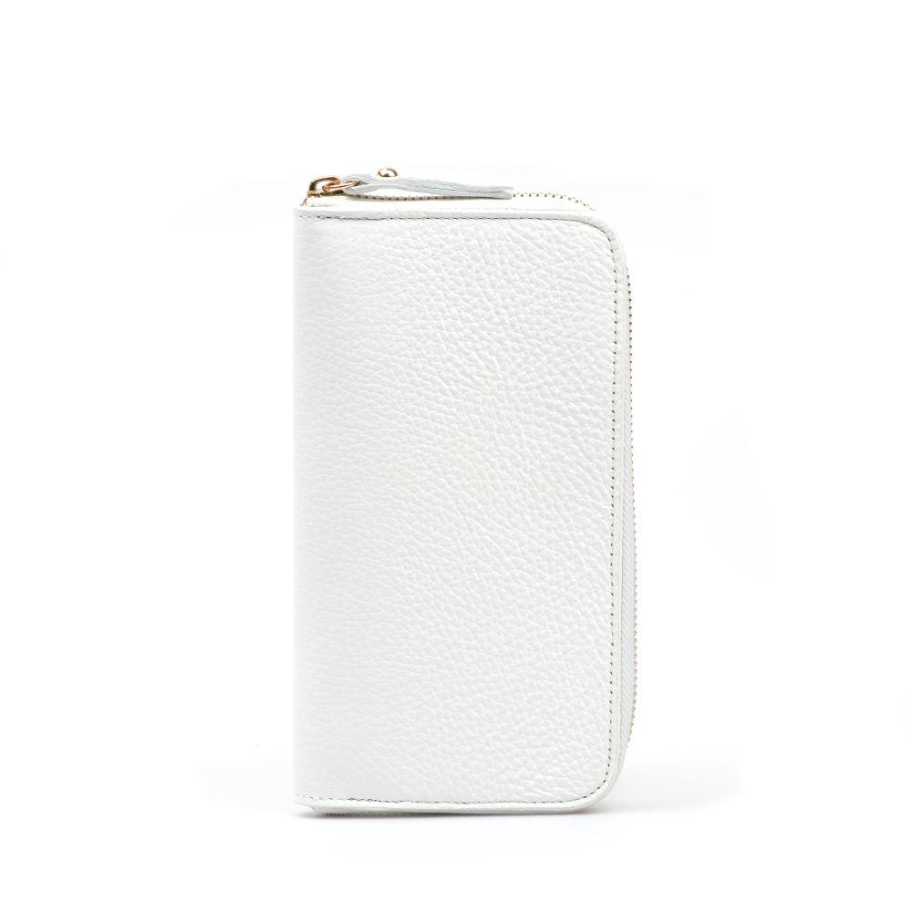 Bílé peněženky