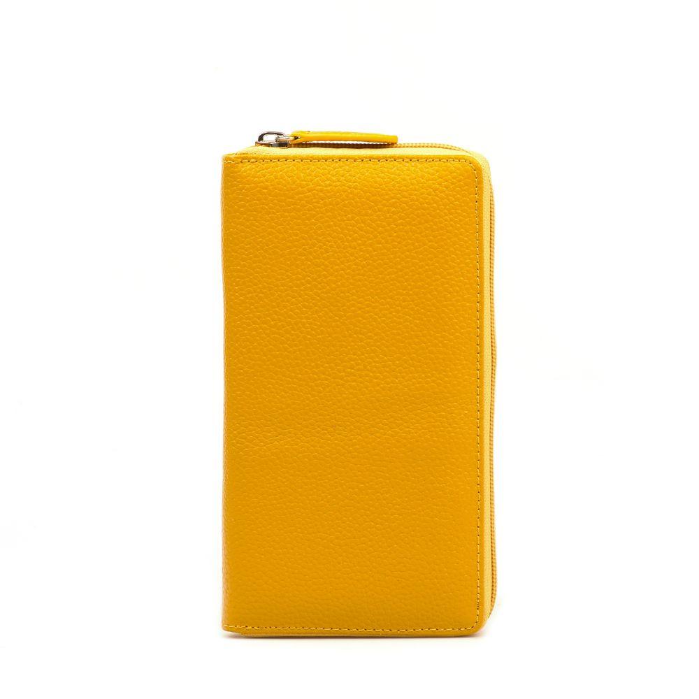 Žluté peněženky