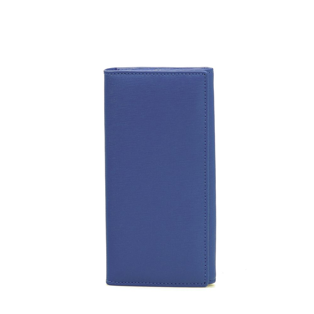 Modré peněženky