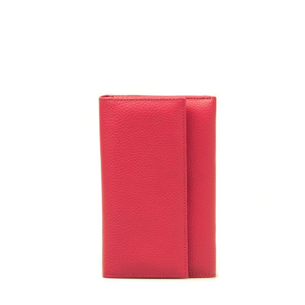 Růžové peněženky