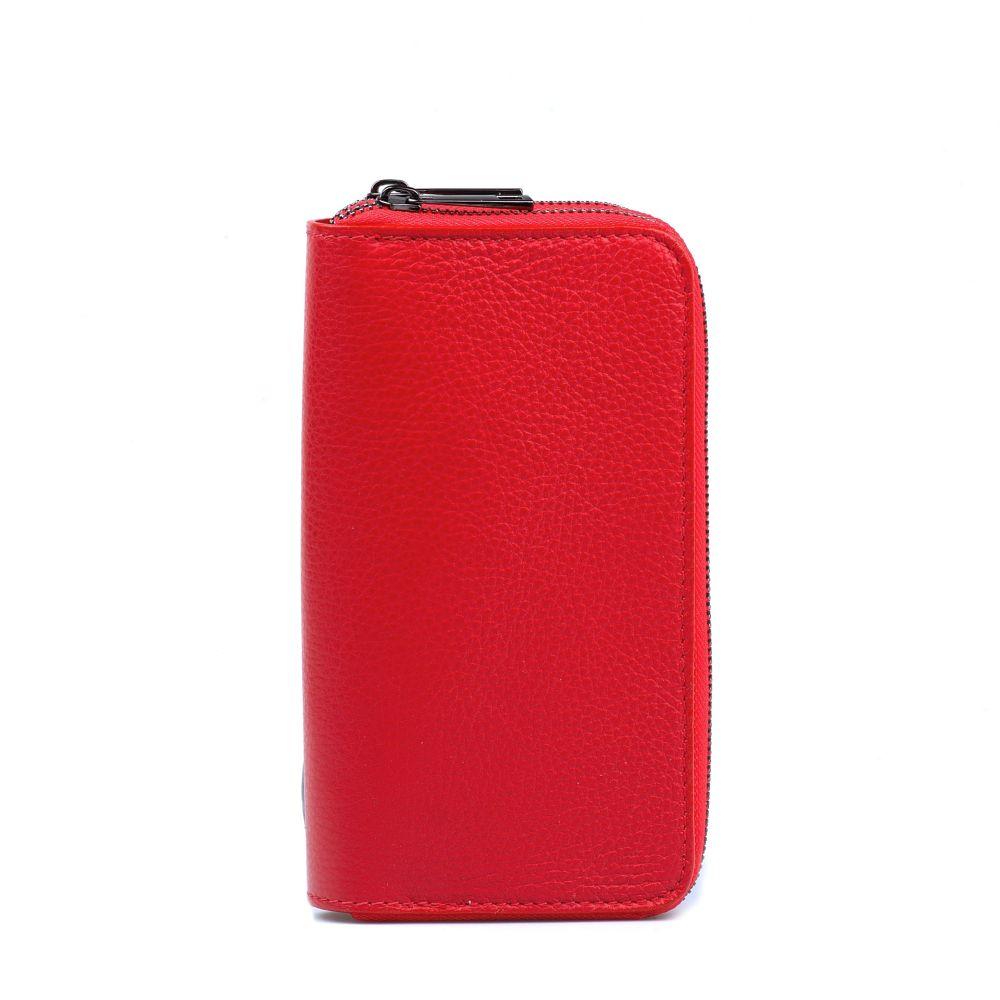 Červené peněženky