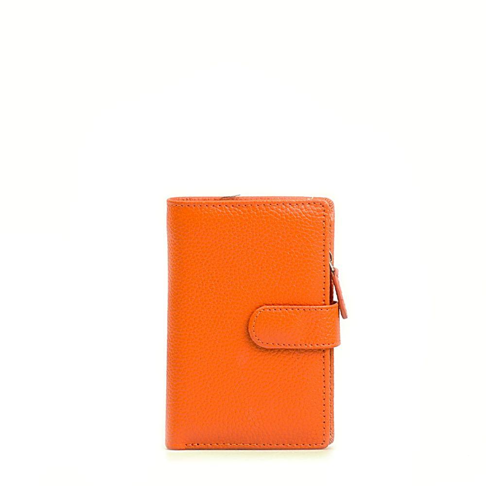 Oranžové peněženky