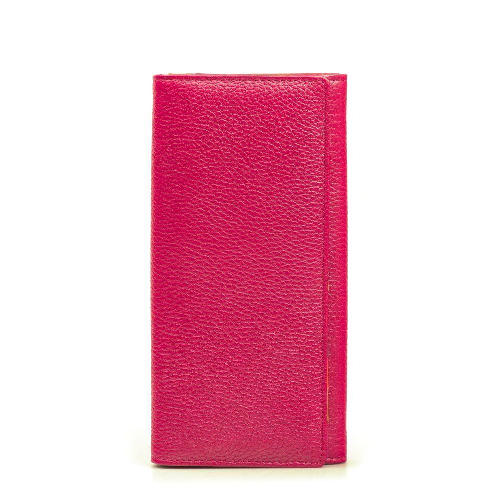 Fuchsiové peněženky