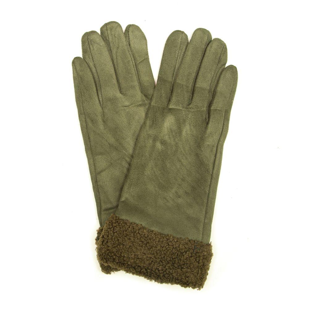 Zelené rukavice