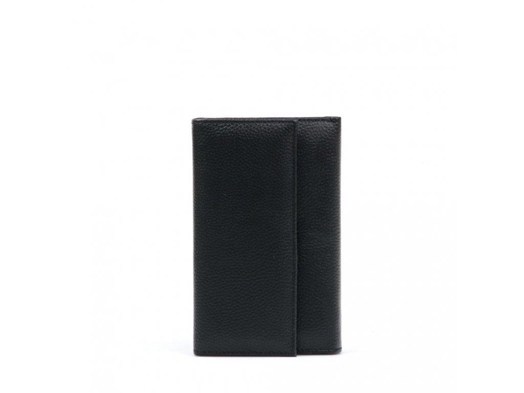 Kožená peněženka Bea černá