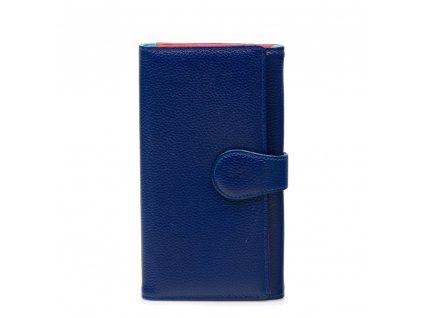 Kožená peněženka Colette modrá