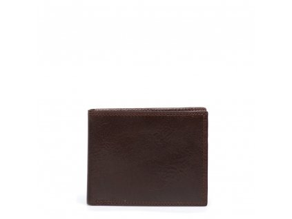 Pánská kožená peněženka Ena hnědá