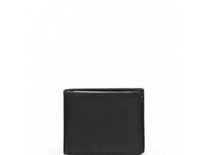 Pánská kožená peněženka Logan černá