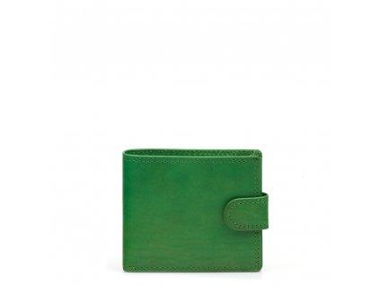 Pánská kožená peněženka Rian zelená