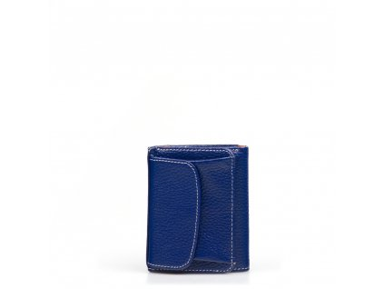 Dámská kožená peněženka Betta modrá