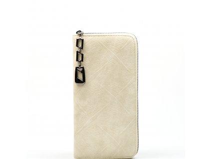 Dámská peněženka béžová