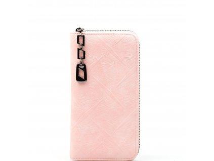 Dámská peněženka růžová