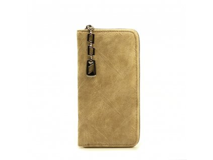 Dámská peněženka camel