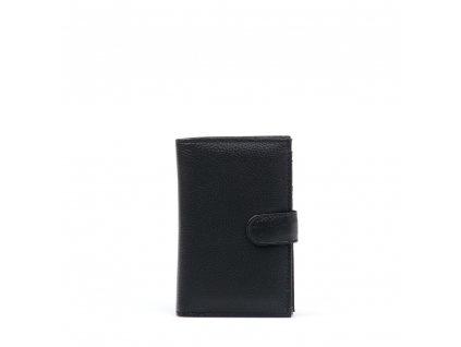 Kožená peněženka Ilsa černá