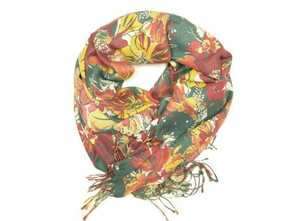Dámský pašmínový šál Marin multicolor