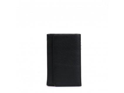Kožená peněženka Tina černá