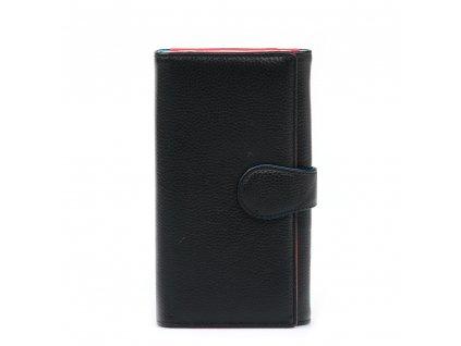 Kožená peněženka Colette černá
