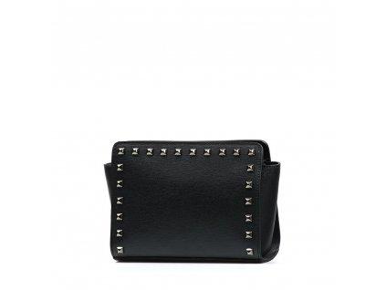 Kožená kabelka Tinna černá