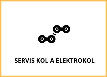 Servis kol a elektrokol