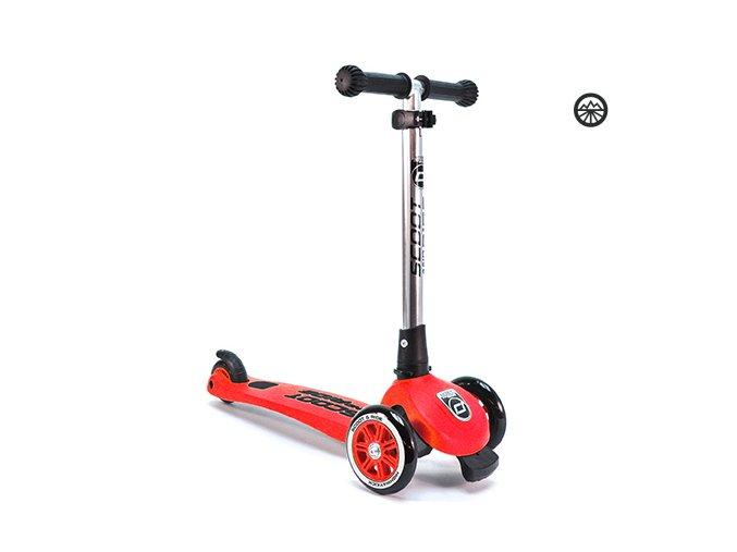 Scoot & Ride Highwaykick 3 červená