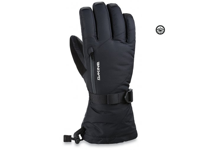 Rukavice DAKINE SEQUOIA GLOVE BLACK
