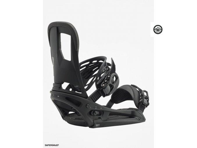 878462 w1920 snowboardove vazani burton cartel est black matte
