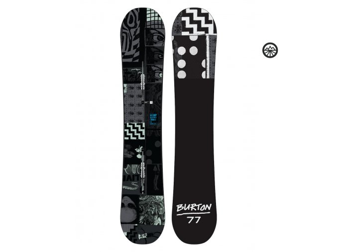 Snowboard BURTON AMPLIFIER NO COLOR 2019 157cm
