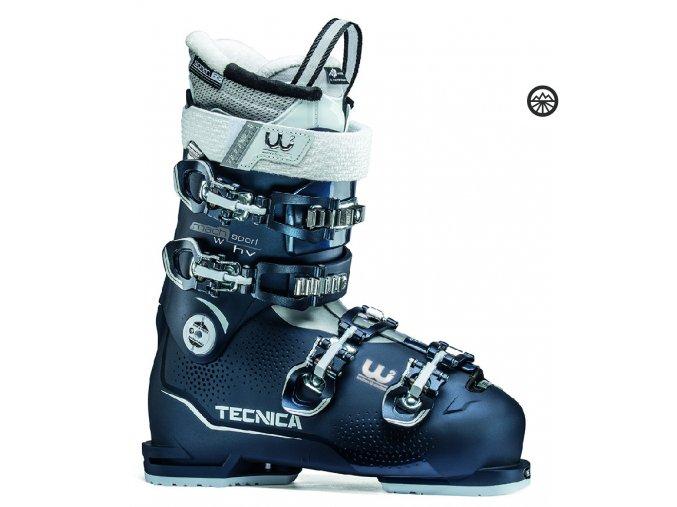 Boty TECNICA Mach Sport 85 W HV, night blue