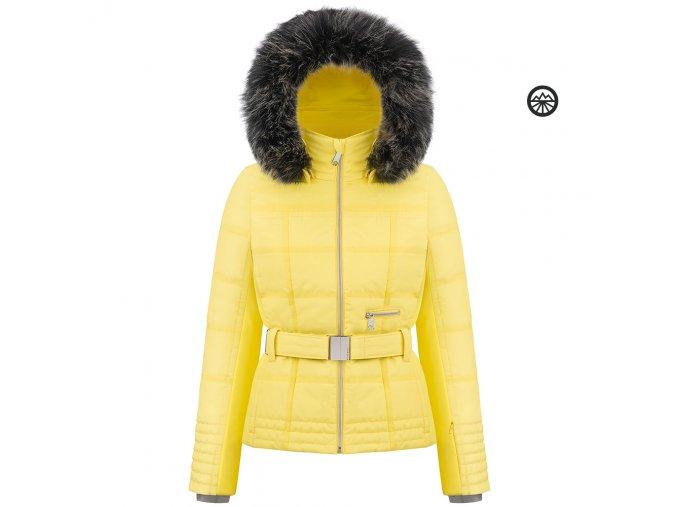 POIVRE BLANC Ski jacket 1003A M empire yellow
