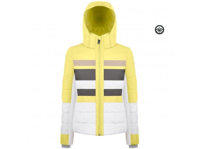 POIVRE BLANC Ski jacket 1004 M yellow/multi