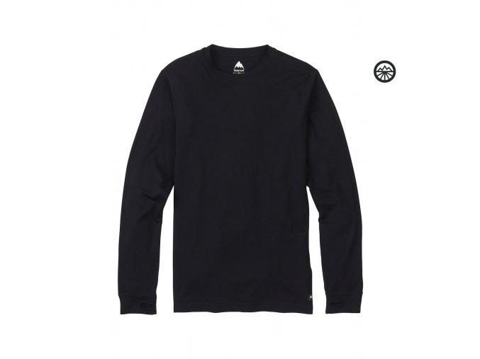 Funkční prádlo MB MDWT MERINO CREW TRUE BLACK 2020