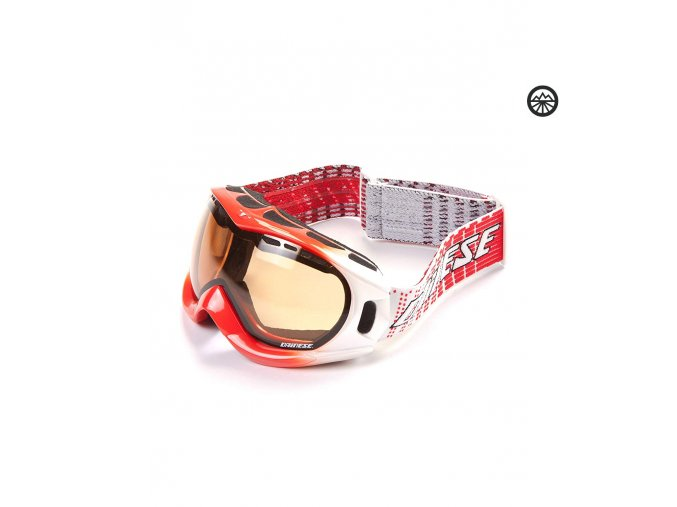 DAINESE FREE CARV GOGGLES N RED