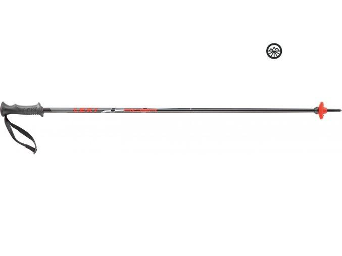 LEKI RIDER black/red-white-anthracite 90