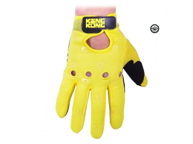 Rukavice King Kong Karl žluté