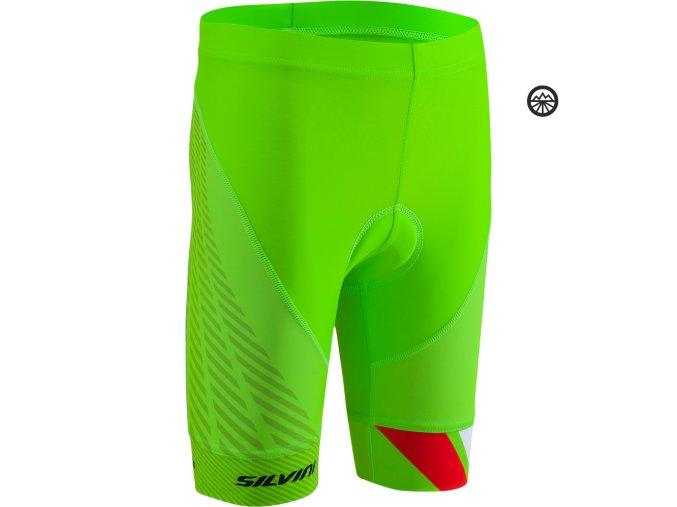 Dětské cyklistické kalhoty Team CP1436