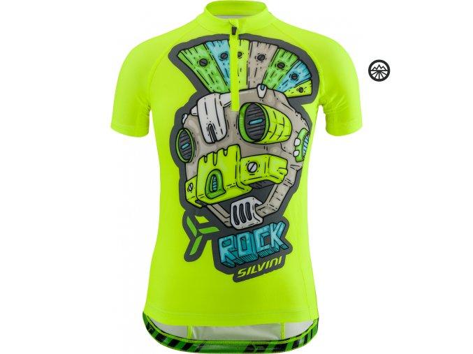Dětský cyklistický dres Scrivia CD1434