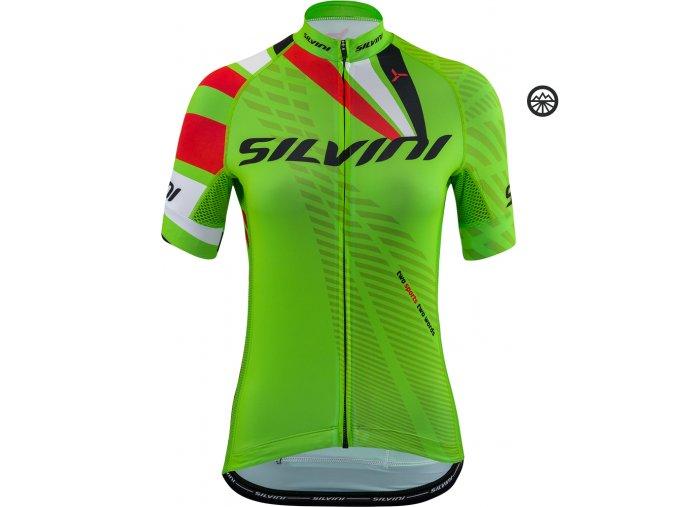 Dámský cyklistický dres Team WD1402