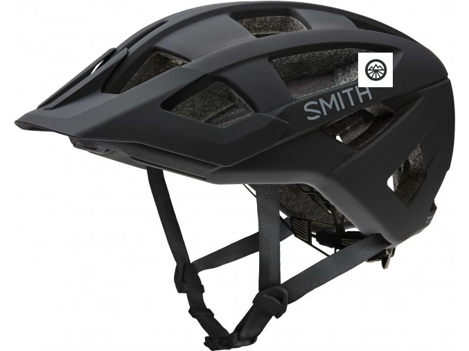 Cyklistická helma SMITH Venture Matte Black