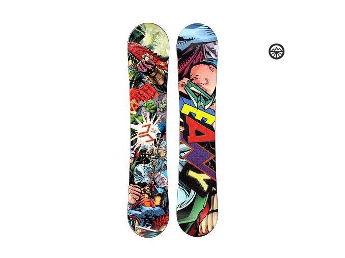 Snowboard Beany Heropunch